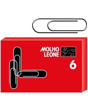 X100fermagli zincati nr6 Molho Leone 21106S  21106S