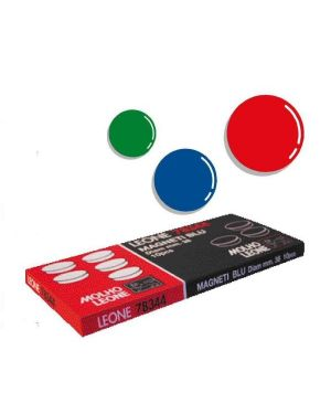 Bottoni magnetici diam.32 verde Molho Leone 78535 8002057785352 78535