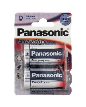 Blister 2 torce lr20 everyday Panasonic C200220 5410853047810 C200220