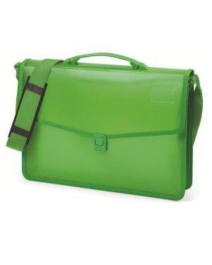 Cartella in pp c - bordo verde Niji 60864 8002787608648 60864