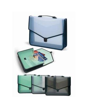 Cartella p - documenti in pp verde tr Niji 3031-V 8002787303130 3031-V by No
