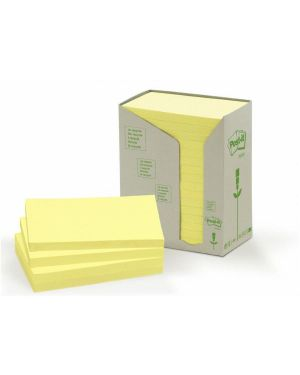 Post-it ricicl 655-1t giallo Post-it 91396 4046719100682 91396