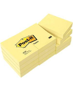 Cf12 post it giallo 38x51 653 e - 653e 23445