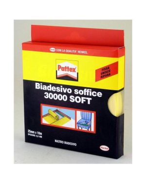 Nastro biadesivo soft Pattex 715156 8004630885596 715156 by Pattex
