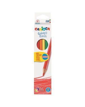 matite esagonali ass.te Carioca 41256 8003511412562 41256