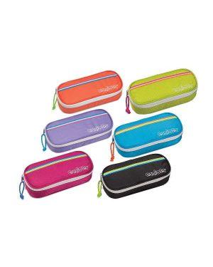 Astuccio neon pouch con riempimento Carioca 42804C 8003511428044 42804C by No
