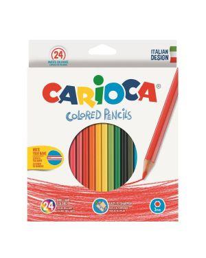 matite esagonali ass.te Carioca 40381 8003511403812 40381