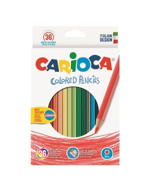 matite esagonali ass.te Carioca 41875 8003511418755 41875