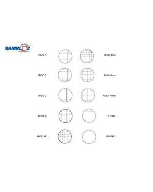 Ricamb bianco a5 4mm 40ff Rambloc 90524034S 8023485240909 90524034S