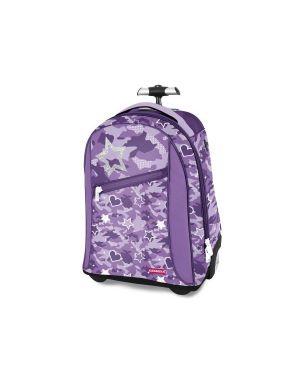 Trolley mono camouflage girl violet Carrera C301V 8053908142855 C301V