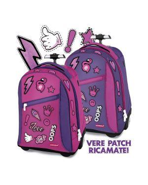 Trolley mono patch girl violet Carrera C400V 8053908142879 C400V