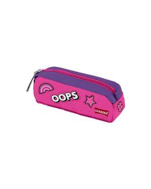 Pencil bag patch girl fuxia Carrera C406F 8053908142718 C406F