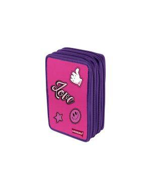 3 zip patch girl fuxia Carrera C404F 8053908142695 C404F