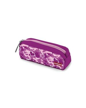 Pencil bag camouflage girl fuxi C308F