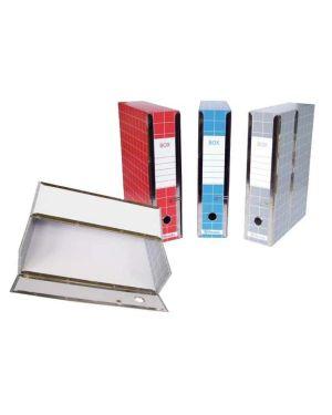 Scatola archivio new color rosso Resisto RESX101-RO 8014819014587 RESX101-RO by Resisto