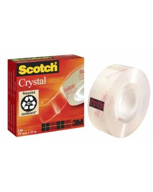 Nastro trcrystal600 19mmx10m Scotch 5056 51141406114 5056 by Scotch