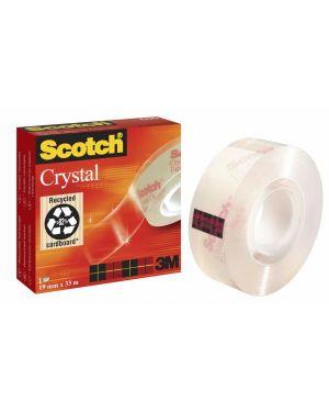 Nastro trcrystal600 19mmx10m Scotch 5056 51141406114 5056