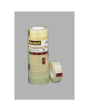 Nastro trasp 550 19mmx10m Scotch 81561 3134375305150 81561