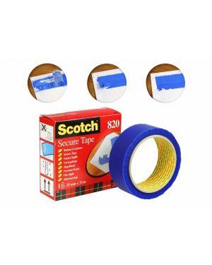 Scotch 820-3533-s nastro antieffraz Scotch 93007 51141995793 93007
