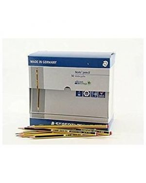 Dispenser 50 matite noris 120-hb staedtler 120HBCAPLB 4007817011393 120HBCAPLB