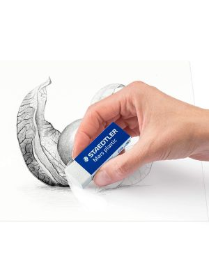 Confezione 30 gomme mars plastic mini staedtler 52653 4007817527122 52653