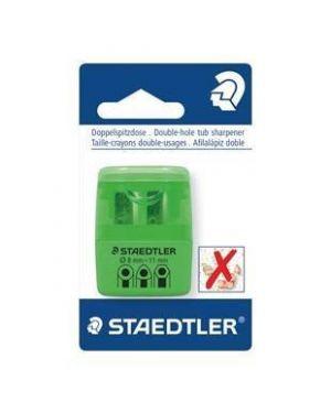 Temperino verde fluo Staedtler 51260F50-BK 4007817015278 51260F50-BK