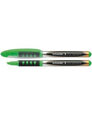 Evidenz xtra highlighter verde Schneider P114004 4004675000538 P114004