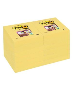 Bloc post-it supstic622-12sscy Post-it 99933 51141380827 99933