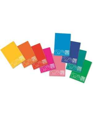quaderno one color 100 a5 0b Blasetti 1843A 8007758218437 1843A