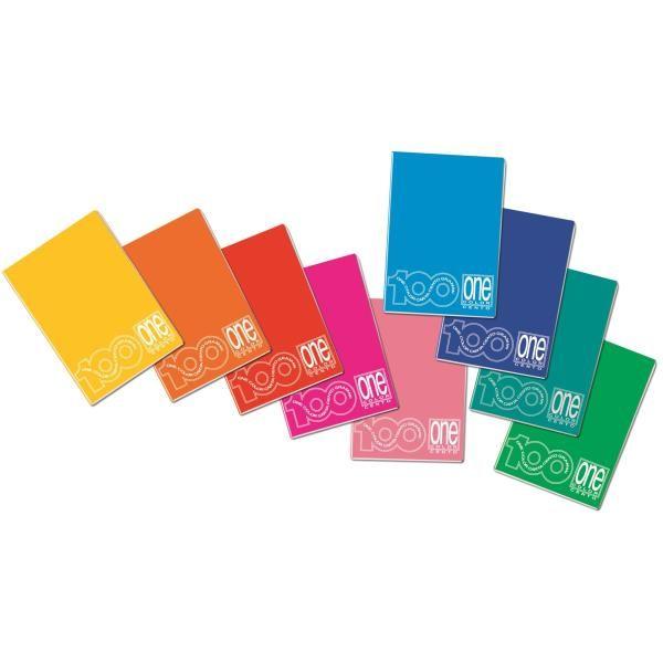 quaderno one color 100 a5 0b Blasetti 1843A 8007758218437 1843A by Blasetti