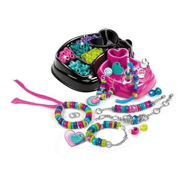 Crazy chic - bracciali multicolor Clementoni 15180 8005125151806 15180 by No