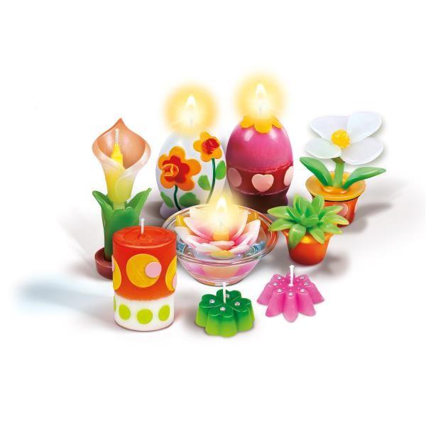 Crea idea - atelier candele Clementoni 15253 8005125152537 15253 by No