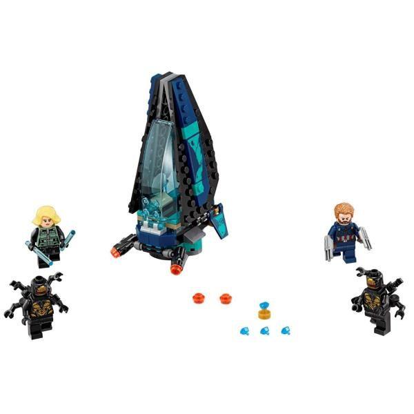 Attacco dropship outrider Lego 76101 5702016110418 76101 by Lego