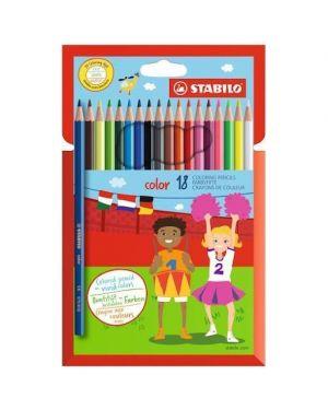 pastelli color c - fluo Stabilo 1918/77-01 4006381194617 1918/77-01