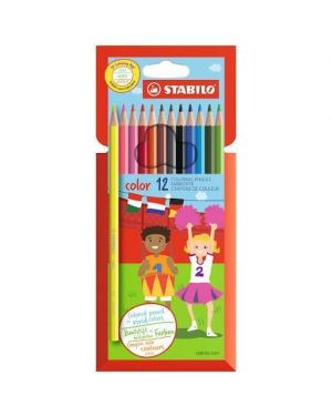 pastelli color c - fluo Stabilo 1912/77-01 4006381164474 1912/77-01