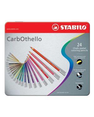 stabilo carbothello scat met Stabilo 1424-6 4006381279628 1424-6