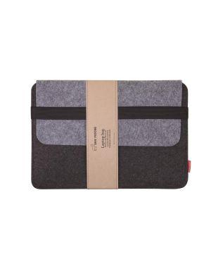 Van moose borsa per laptop grigio B514500