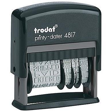 4817 Trodat 80363 92399803638 80363 by Trodat