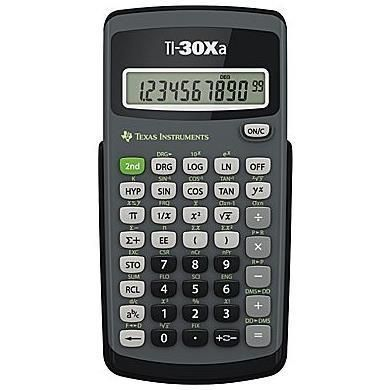 Ti 30 xa Texas Instruments TI30XA 3243480013352 TI30XA by No
