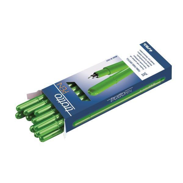 tratto pen verde chiaro Tratto 830705 8000825831249 830705 by Tratto