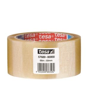 CF6NASTRO SILENZIOSO TRASP 50MMX66M 57689-00000-00 by Tesa
