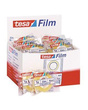 Nastro ades trasp 15mmx33m Tesa 57381-00001-00 4042448053954 57381-00001-00