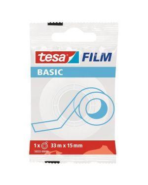 Tesafilm invisible basic 15x33 Tesa 58555-00000-00 4042448262370 58555-00000-00