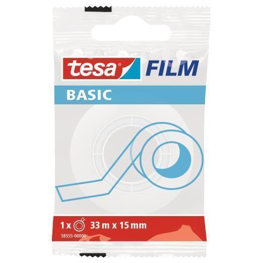 Tesafilm invisible basic 15x33 Tesa 58555-00000-00 4042448262370 58555-00000-00 by Tesa