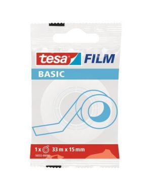 TESAFILM INVISIBLE BASIC 15X33 58555-00000-00