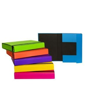Cartelle progetti c/elast.dorso 7cm - 546 546S