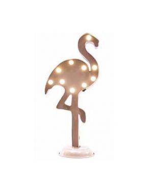 Lampada led in ferro 63cm fenicotte Scatto 2712-B 8027217014189 2712-B