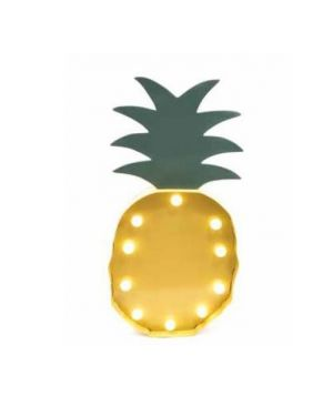 Lampada led in ferro 58cm ananas Scatto 2712-C 8027217014202 2712-C