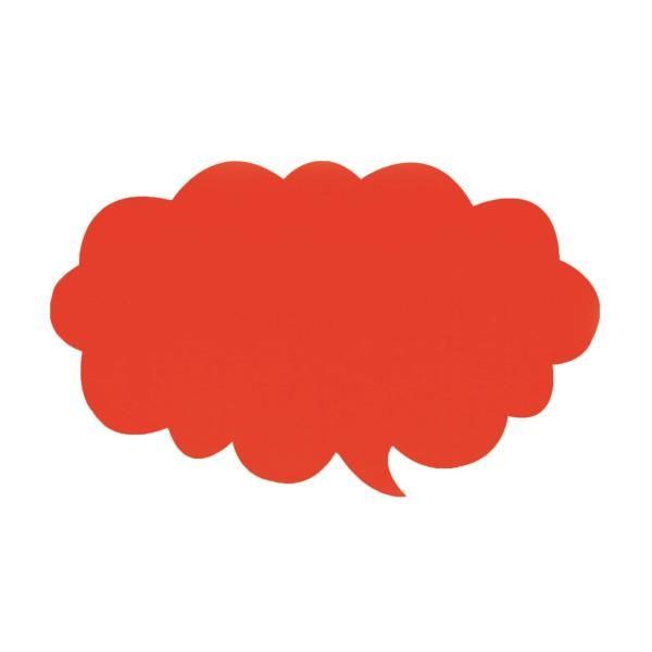 Segnaprezzi fluo pz.50 13x21 nuvola Scatto 590 8027217005903 590 by No