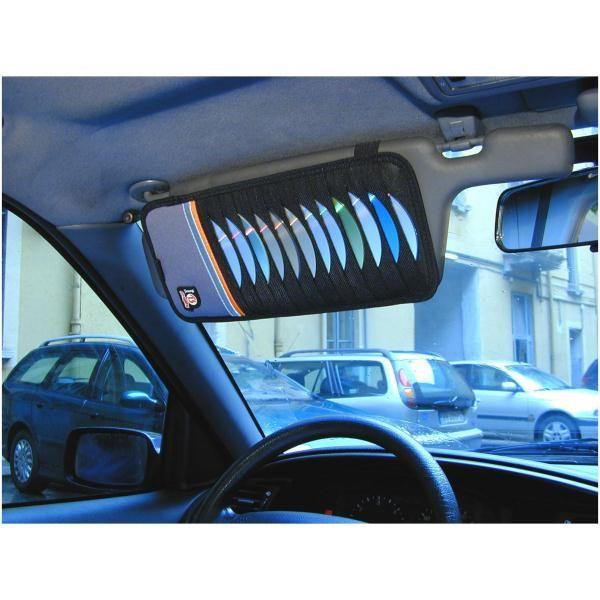 Cd-room 12 cd visor (da auto Tecnostyl E8158 8010026001686 E8158 by Tecnostyl